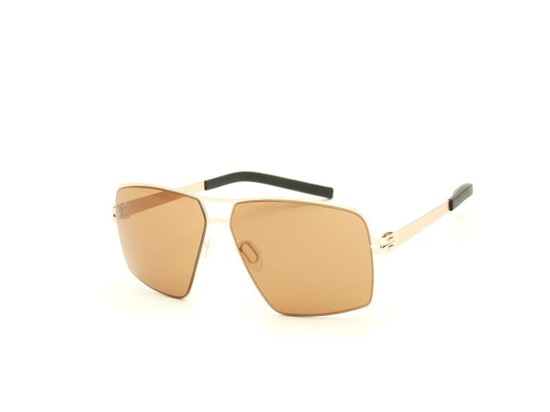 RECTANGLE METAL SUNGLASS I001 - Specsmakers