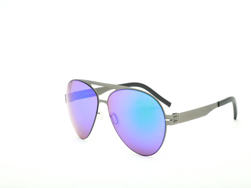 OVAL METAL SUNGLASS 8059 - Specsmakers