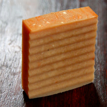 Load image into Gallery viewer, Sweet Orange & Mint Goat Milk Soap