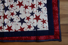 Load image into Gallery viewer, Patriotic Table Runner