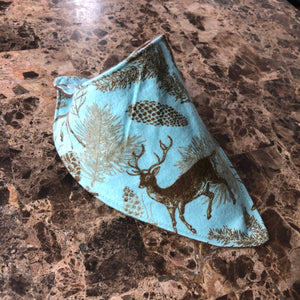 Wilderness Baby Bib-Dana gift