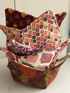 Microwave Bowl Cozy - customization available
