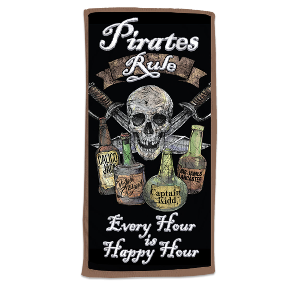 Happy Hour Pirate