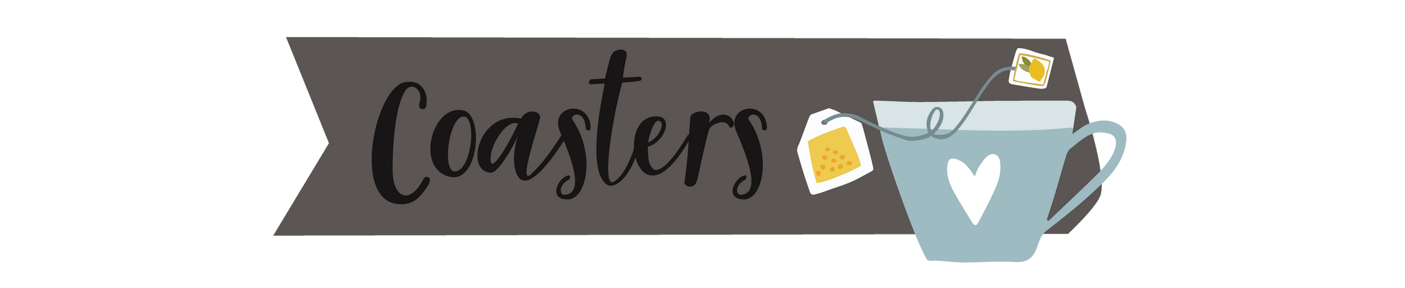 Coasters Collection Header
