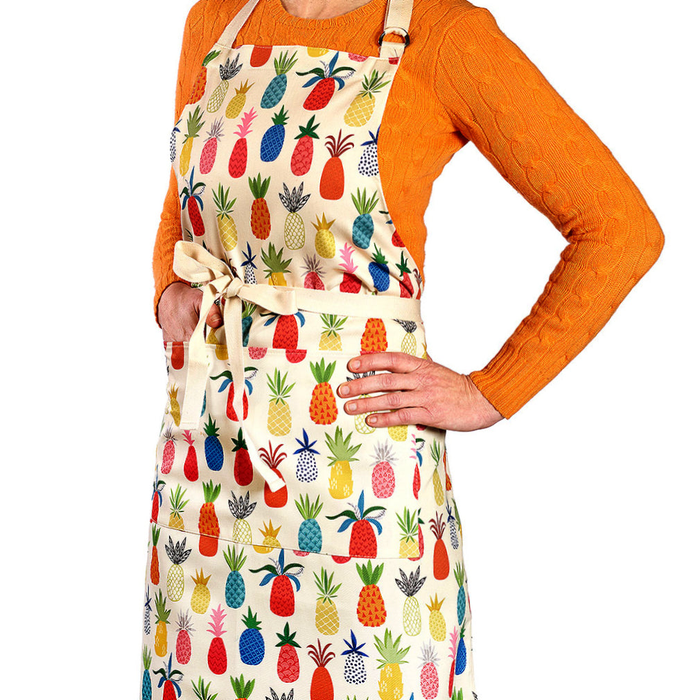 'Pineapples' Apron
