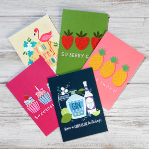 'Best Sellers'' Greeting Card Set
