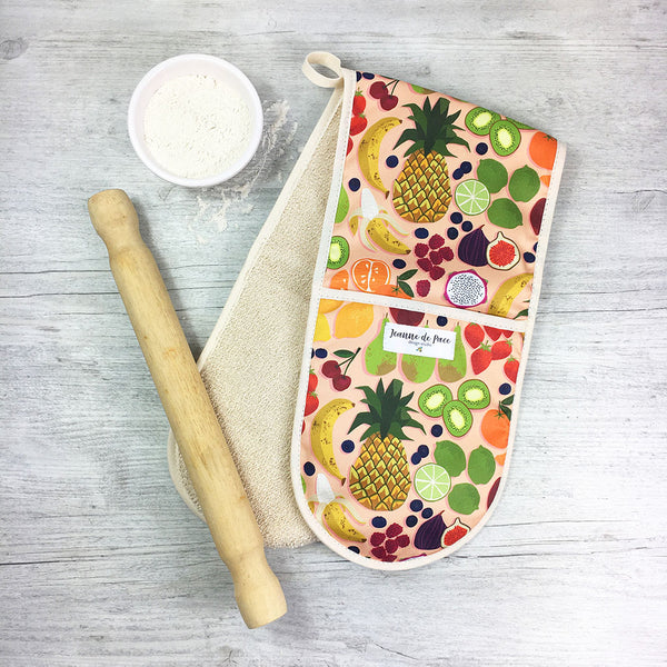 Fruit Salad Oven Gloves