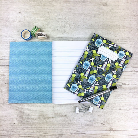 Gin & Tonic Notebook