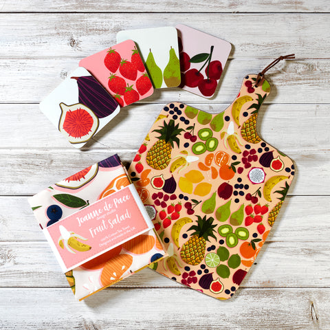 Fruit Salad Gift Set
