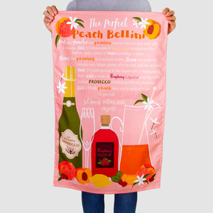 Perfect Bellini Tea Towel