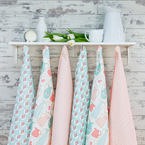 'Potters Kitchen' Tea Towel Set