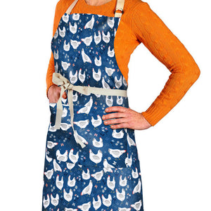 Sussex Hens Apron