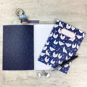 Sussex Hens Notebook