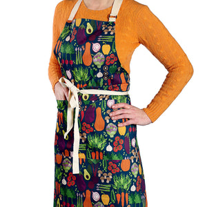 'Vegetable Patch' Apron