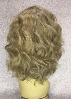 Barb in Rooted Sandy blonde