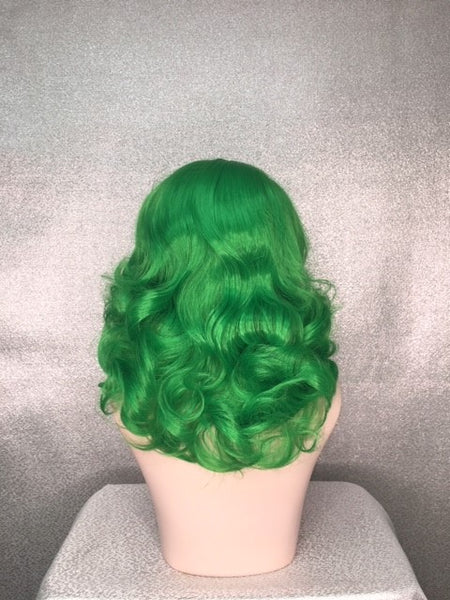 Bebe in Pop Art Green