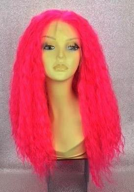 Home Perm in Pop Art Pink