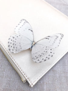 Silk Bridal Butterfly Hair accessories
