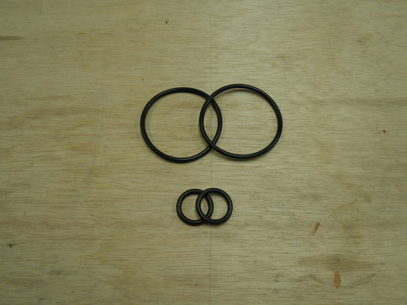 HTCI Replacement O-Rings Set 2.5""