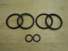 Fluid Parts Replacement O-Rings Set 2.5""