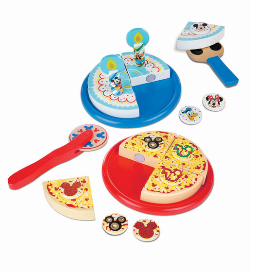 Disney Mickey Mouse Pizza & Cake