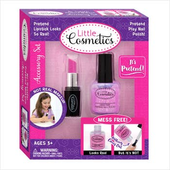 Little Cosmetics Pretend Makeup Accessory Playset