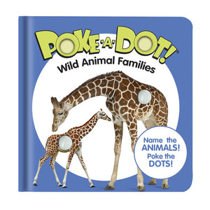 Poke-a-Dot - Wild Animal Families