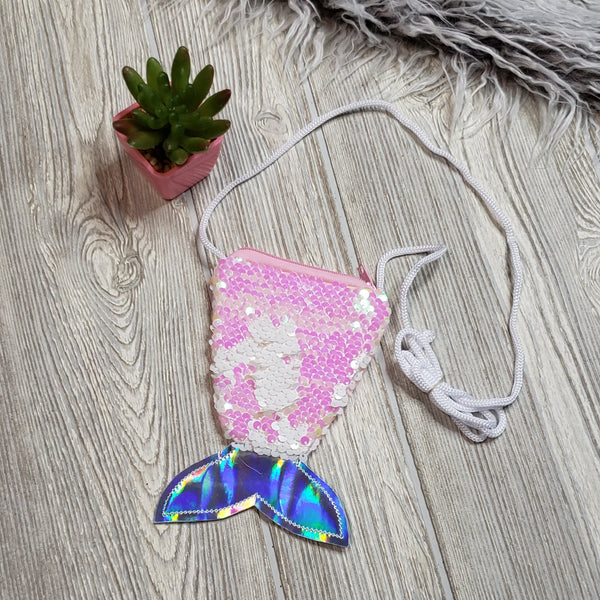 Mermaid Tail Coin Purse