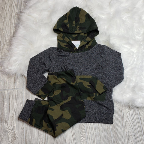 Can't See Me Hoodie Outfit