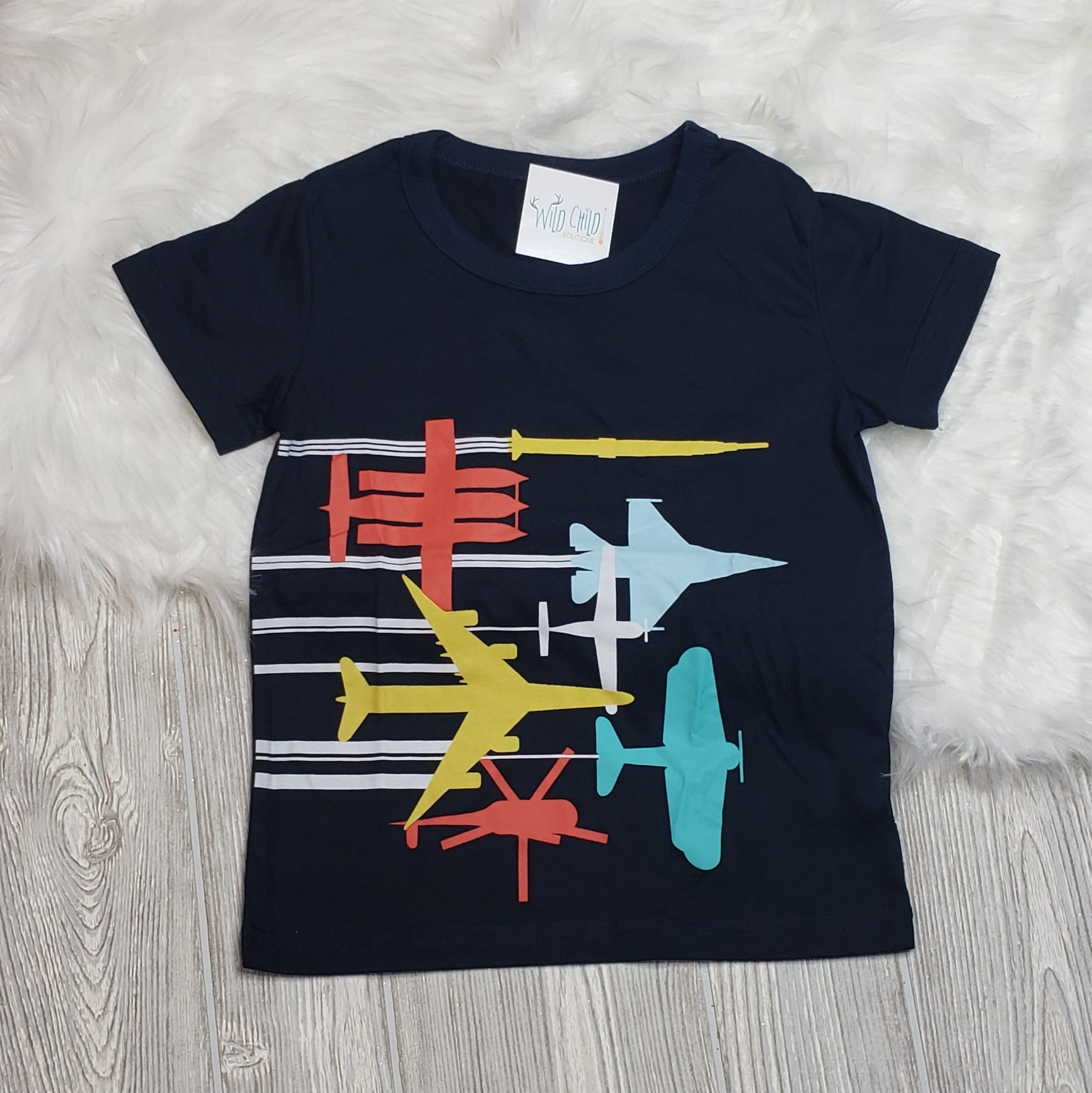Airplanes Tee
