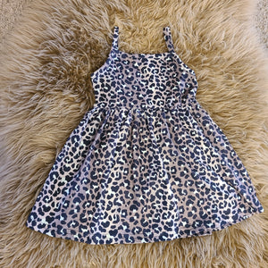 Leopard sundress