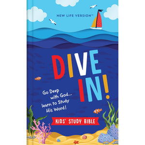 Dive In - Kids Study Bible