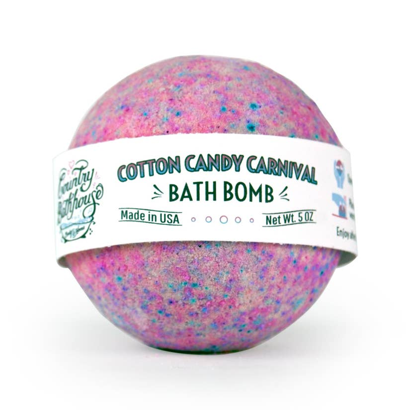 Country Bathhouse - Large Bath Bomb