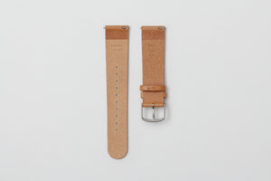L02- Brown Leather Strap