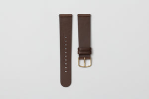 L05- Chocolate Leather Strap
