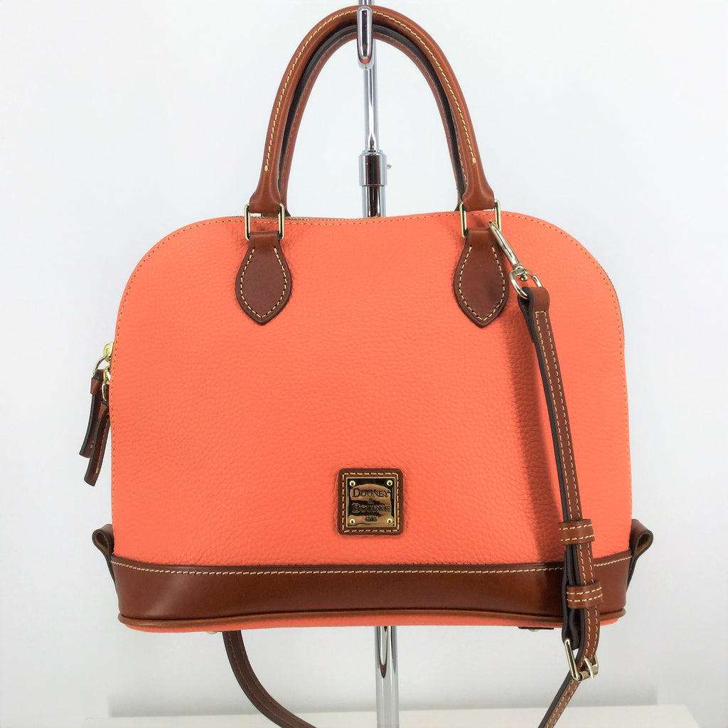 Dooney And Bourke Zip Zip Satchel