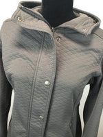 APPAREL,OUTERWEAR - MID LENGTH LIGHT QUILTED JACKET. 