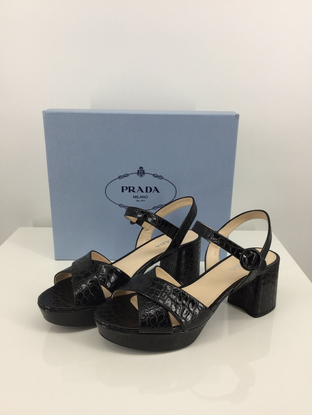 Prada Shoes High Heel