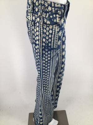 Free People Pants Size:4 - RELIVE THOSE HIPPIE DAYS IN THIS INSPIRED FREE PEOPLE JEANS