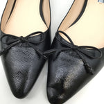 Black Prada Flats, Size 9.5 - SAY HELLO TO THESE BEAUTIES, BLACK PRADA FLATS SIZE 9.5. THESE SHOES WILL LOOK PERFECT WITH ANY OUTFIT FOR ANY OCCASION. GREAT CONDITION WITH VERY LITTLE WEAR. MAKE THEM YOURS TODAY FOR ONLY $400