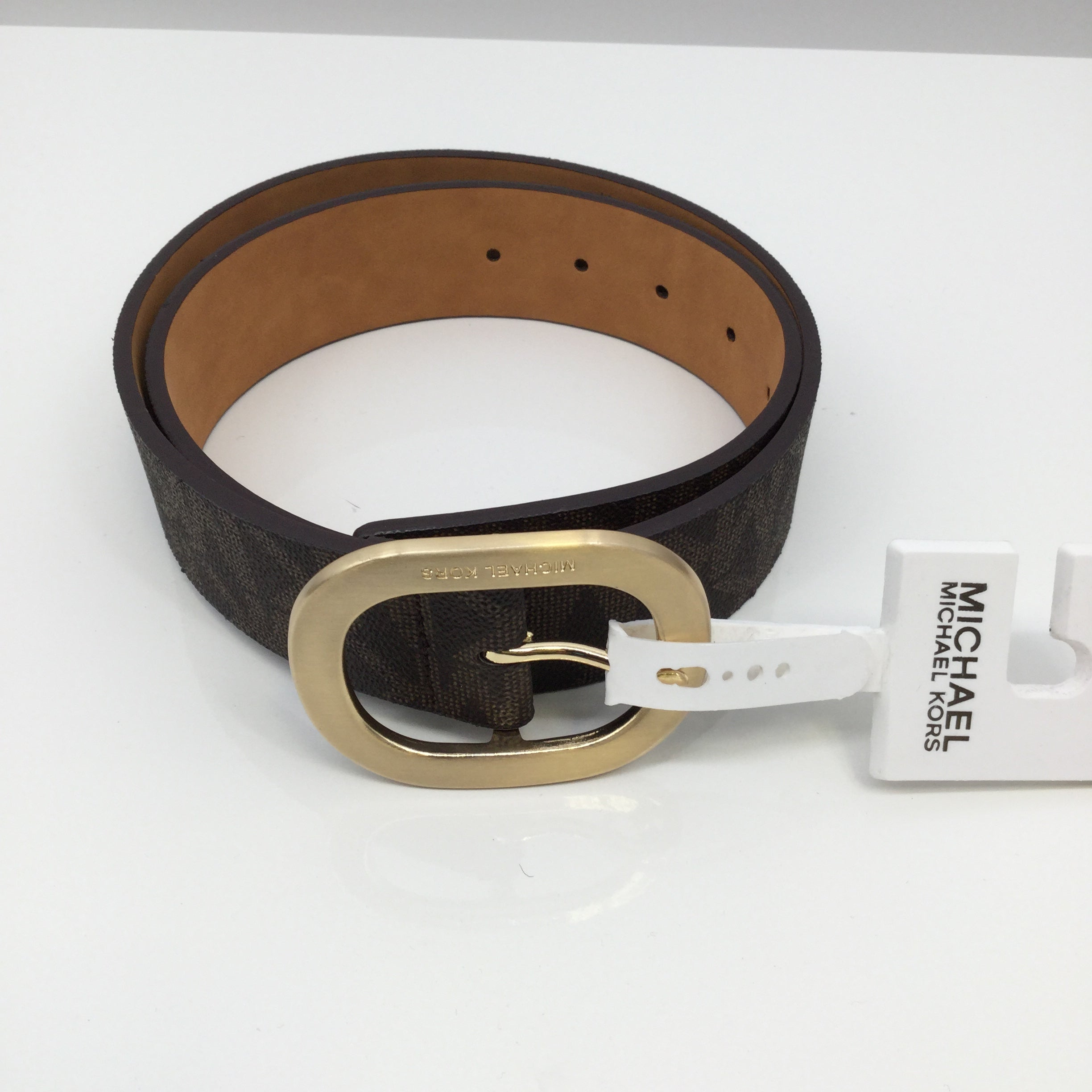 MICHAEL BY MICHAEL KORS BELT SIZE:S - BRAND NEW MICHAEL KORS BELT. SIZE S. SYNTHETIC LEATHER.