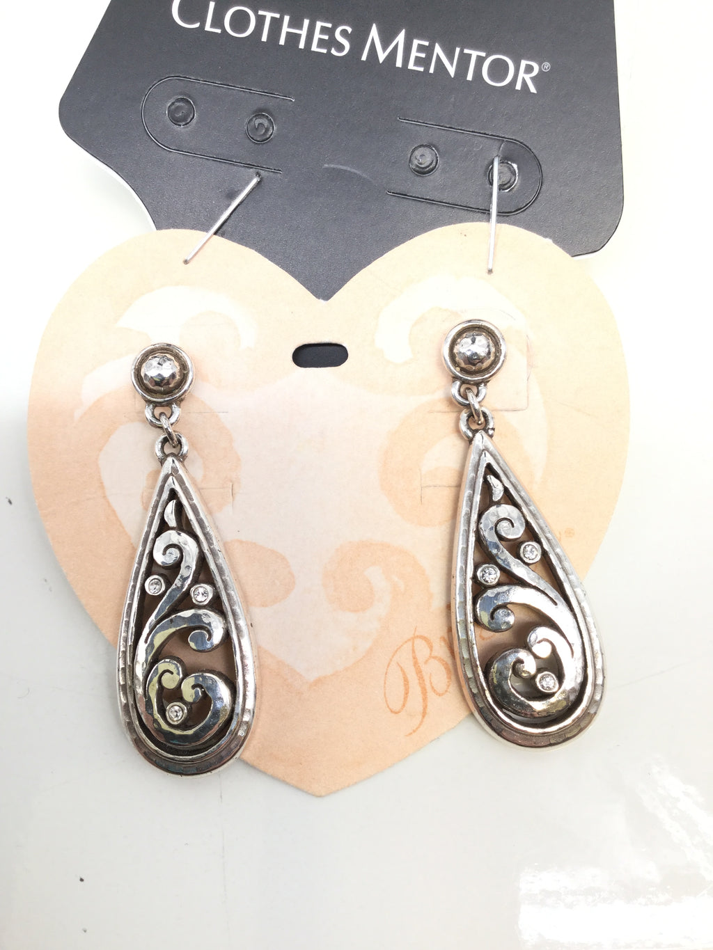 NEW! Silver Brighton Earrings