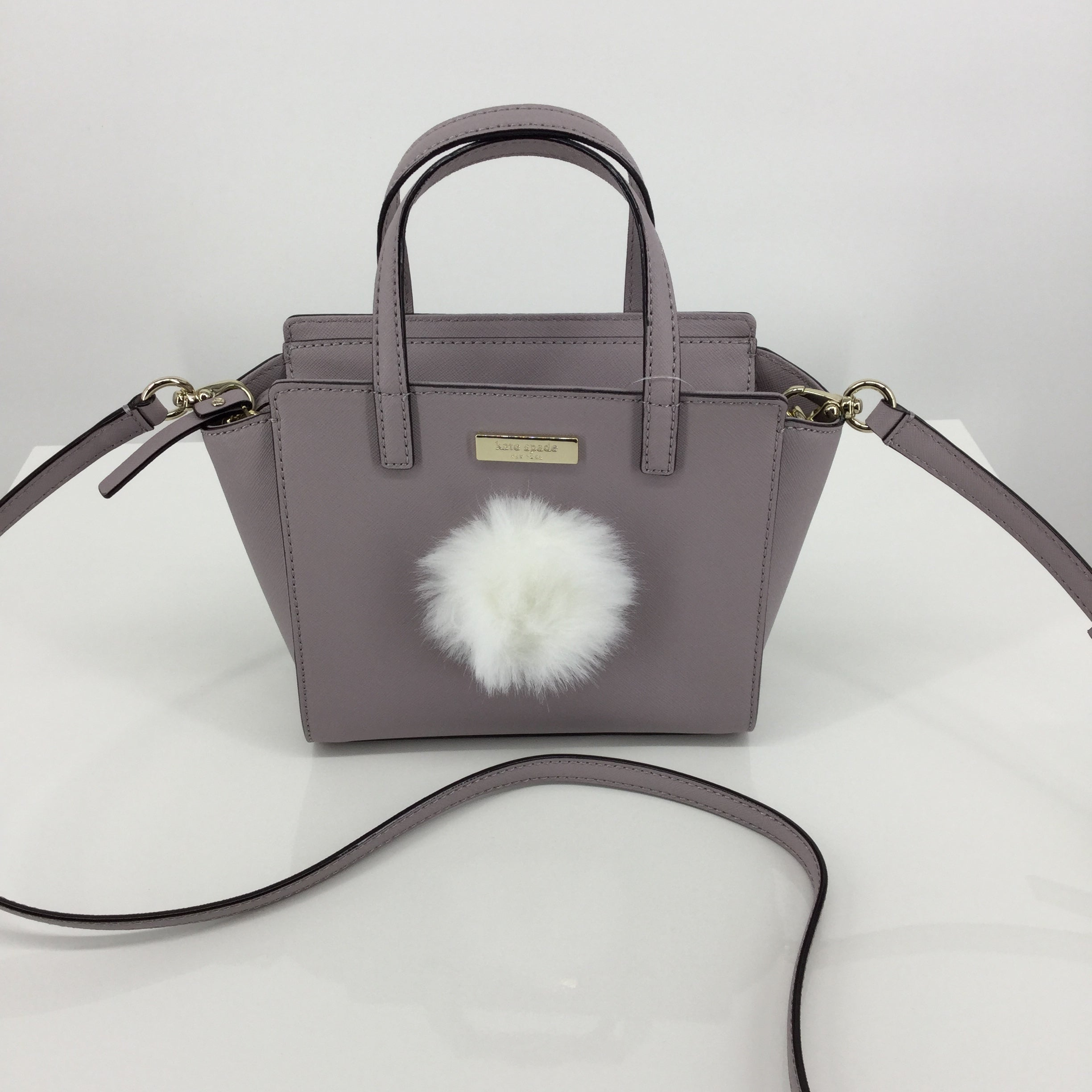 ACCESSORIES,PURSES AND HANDBAGS - NEW WITH TAGS KATE SPADE RABBIT MINI HAYDEN