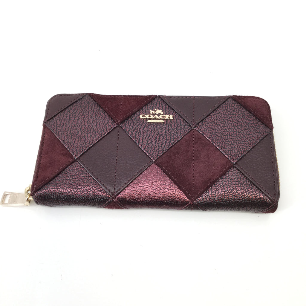 Coach Wallet Size:small