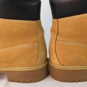 SHOES, - CLASSIC WHEAT COLORED TIM'S.