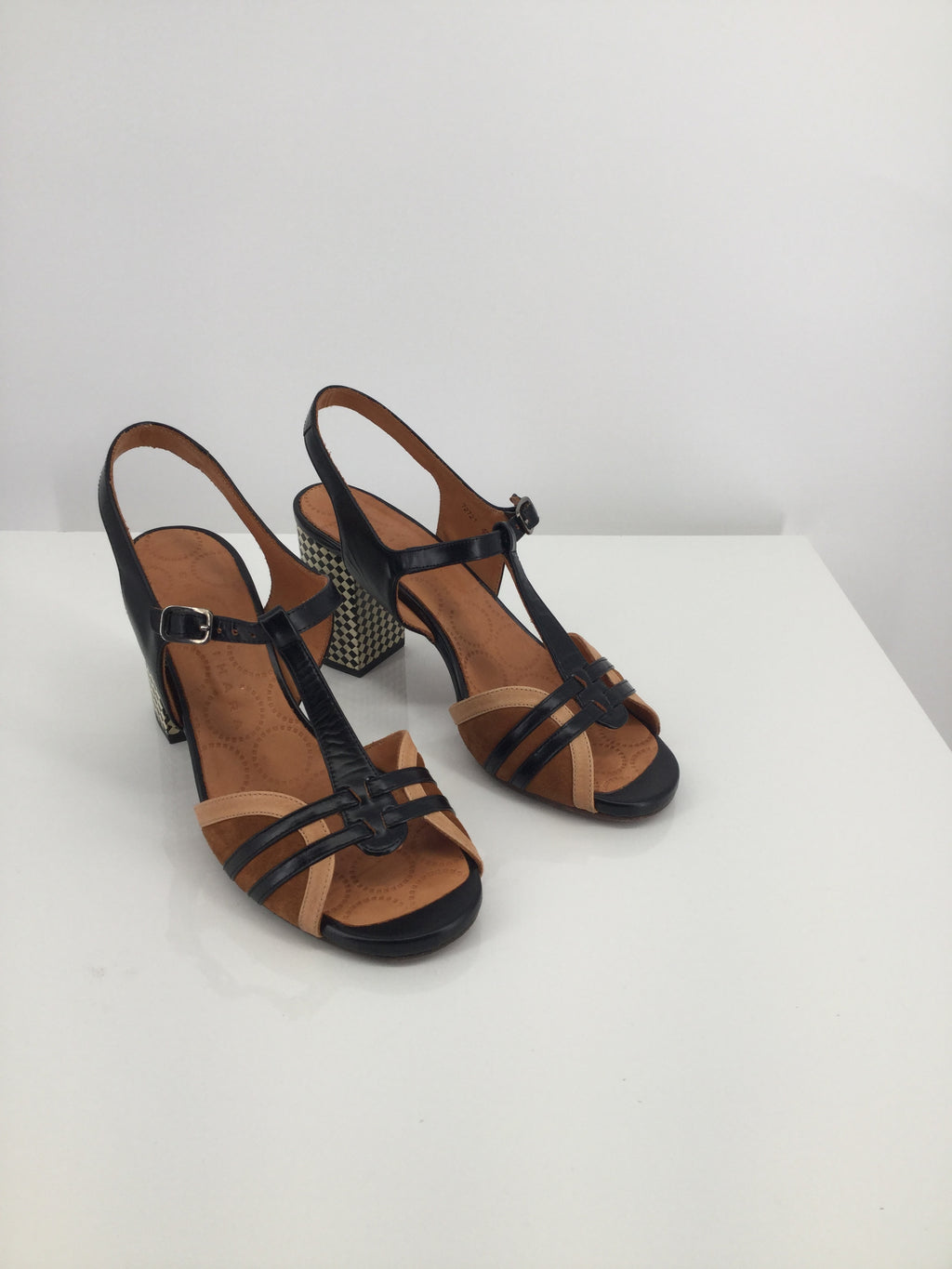 Chie Mihara High-Heel Sandals