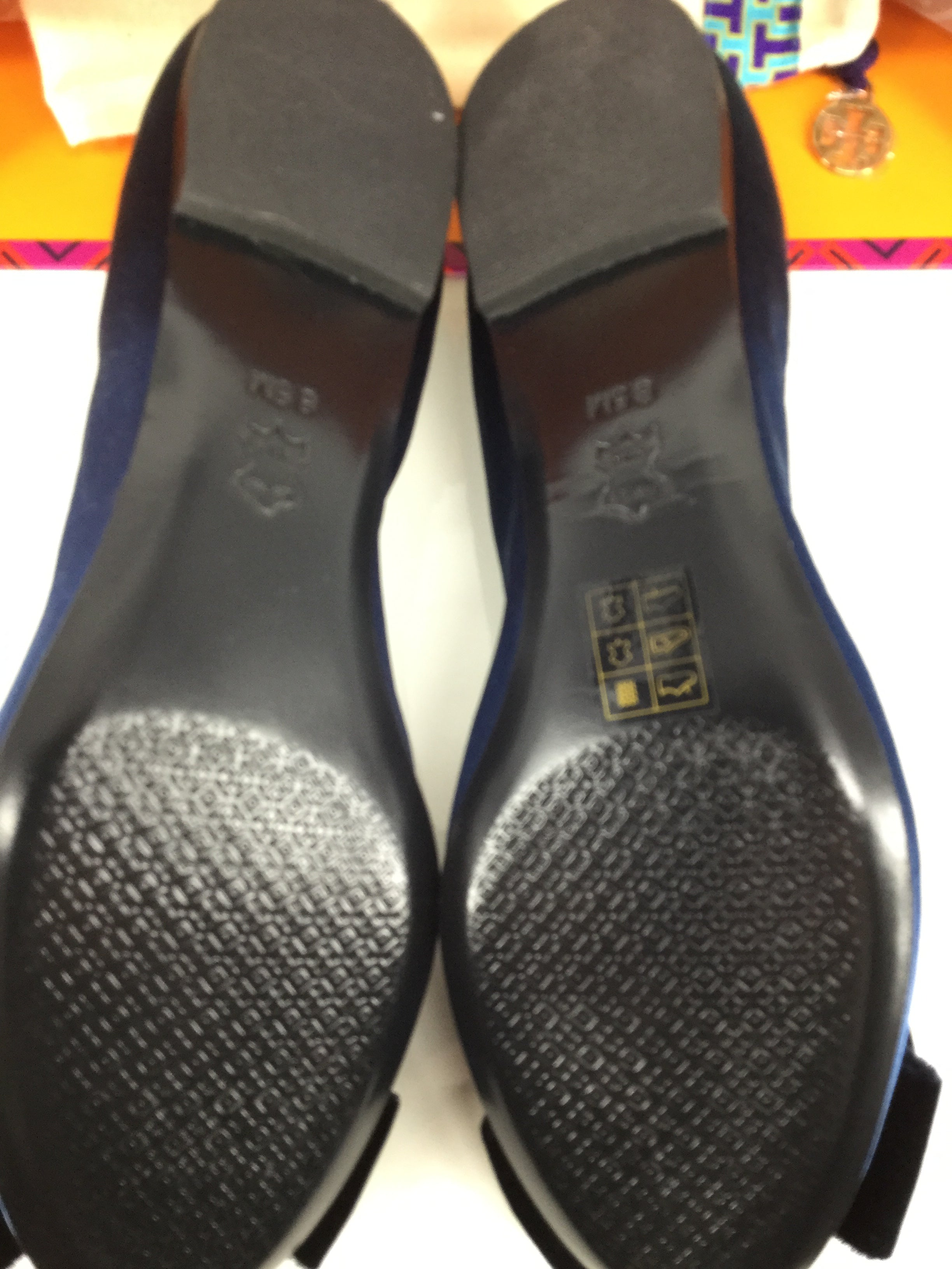 SHOES, - TORY BURCH VIOLA BOW BALLET FLAT