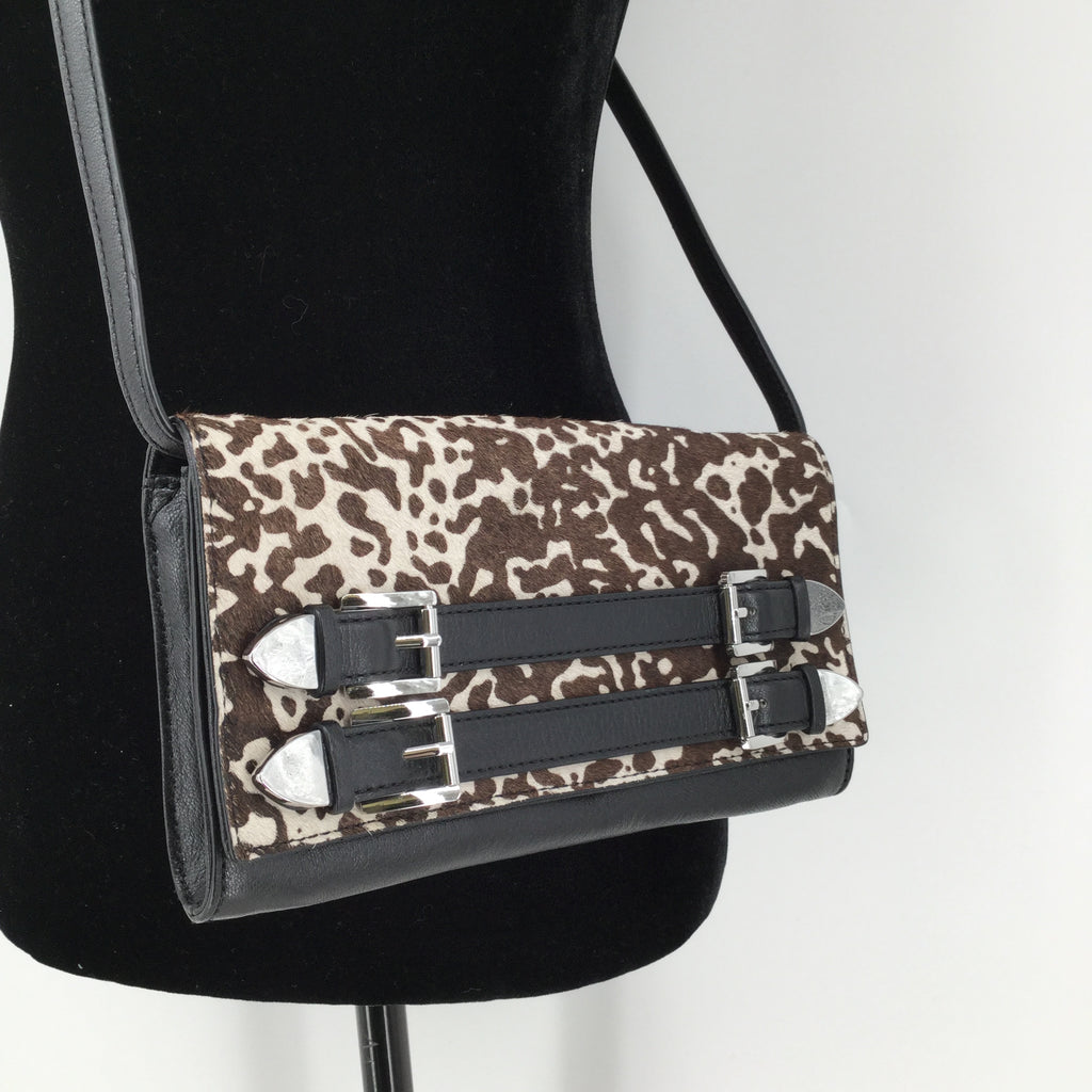 Animal Print Michael Kors Small Crossbody