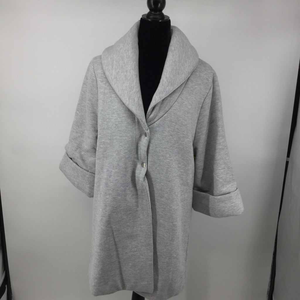 Free People Coat Size:m