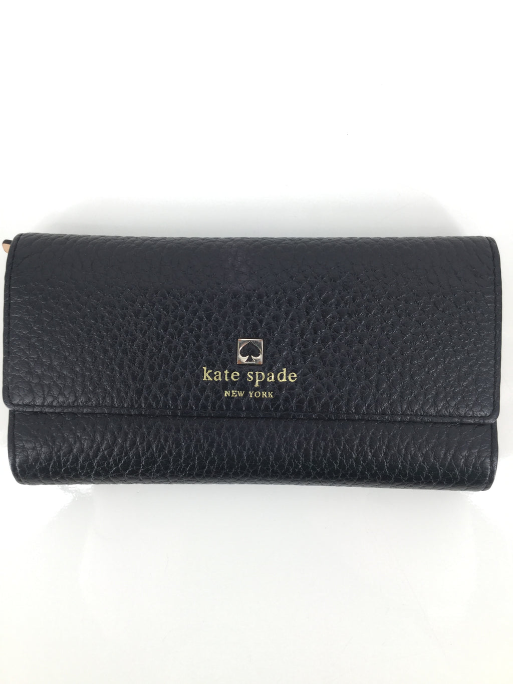 Kate Spade Wallet, Black, Medium